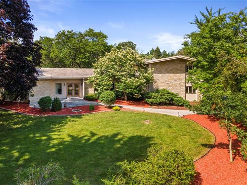 Photo of 9460 N Spruce Rd, River Hills, WI 53217 (MLS # 1746229)
