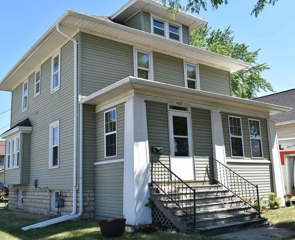 489 W SCOTT STREET, Fond du Lac, WI 54937 - MLS#: 50242231