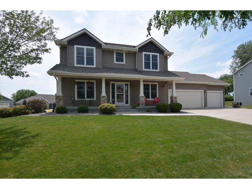 1357 Heritage Ln, Sun Prairie, WI 53590 - MLS#: 1889286