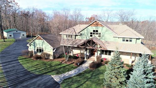 Photo of 3838 County Road C, West Bend, WI 53095 (MLS # 1668291)