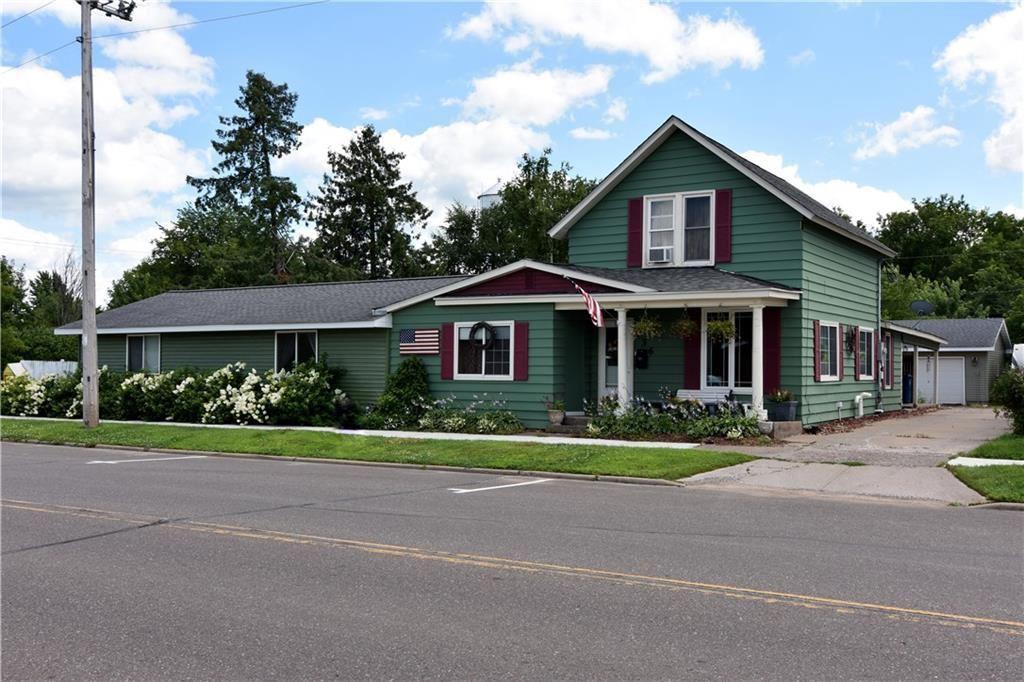 136 W Messenger Street, Rice Lake, WI 54868 - MLS#: 1541292