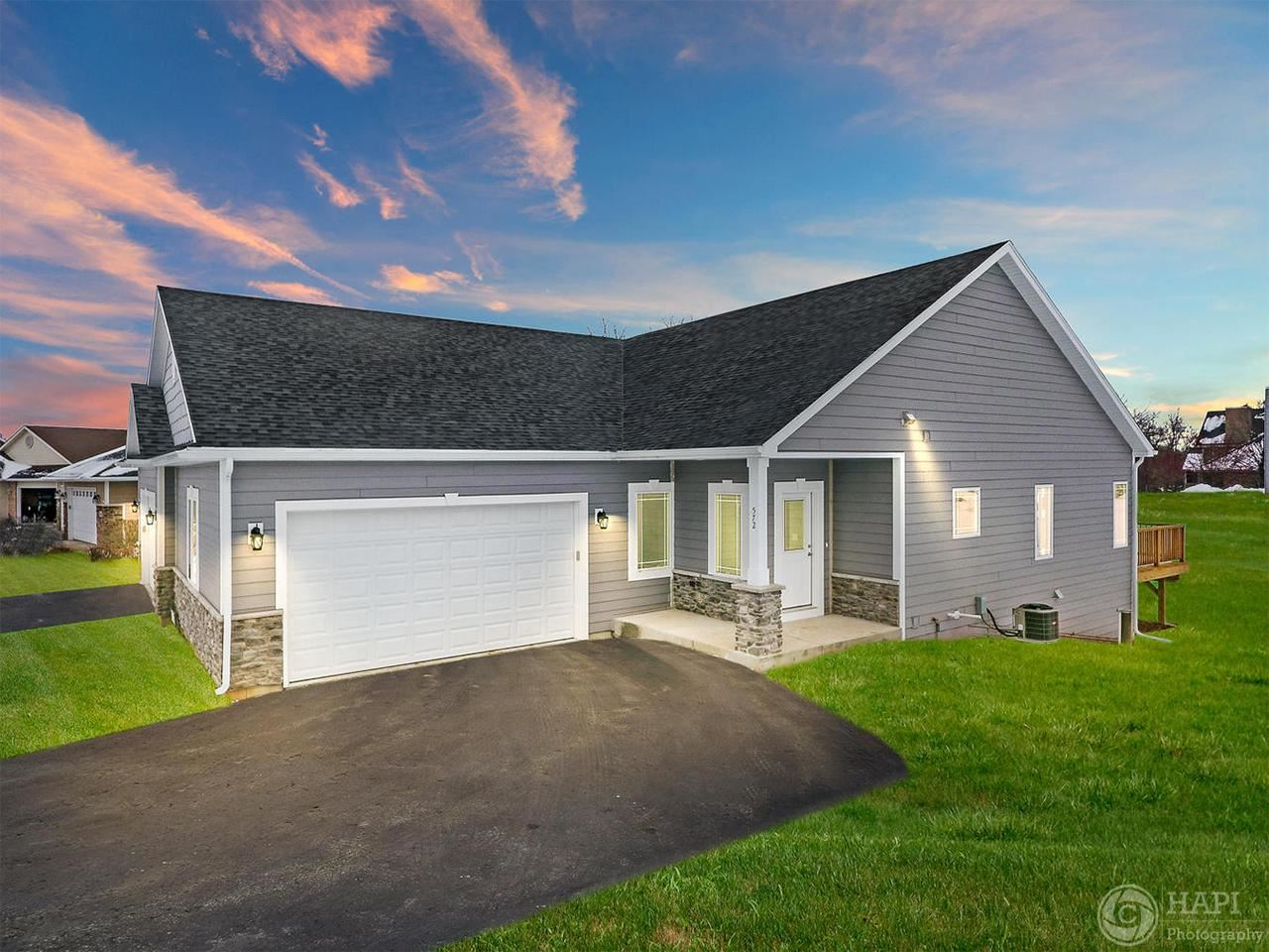 572 Tindalls Nest, Twin Lakes, WI 53181 - MLS#: 1684298