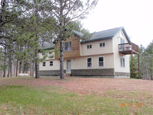 Photo of 27898 N Point Lake Rd, Webster, WI 54893 (MLS # 5741312)