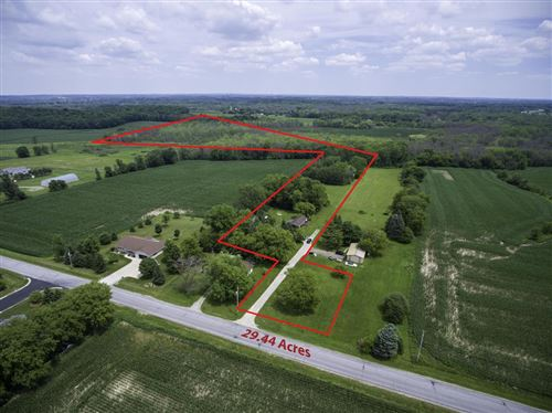 Photo of N8288 River Valley Rd, Ixonia, WI 53036 (MLS # 1697321)