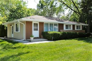 Photo of 4831 W WABASH AVE, Brown Deer, WI 53223 (MLS # 1648325)