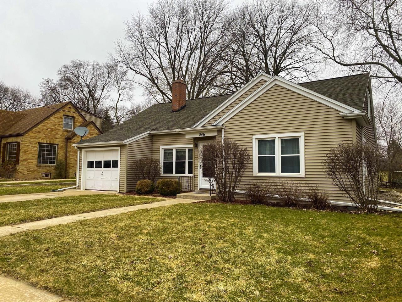 245 Mead Ave, Plymouth, WI 53073 - MLS#: 1683329