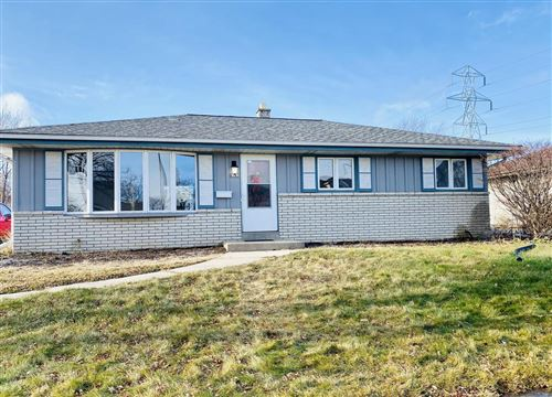 Photo of 6161 S Indiana Ave, Cudahy, WI 53110 (MLS # 1722339)