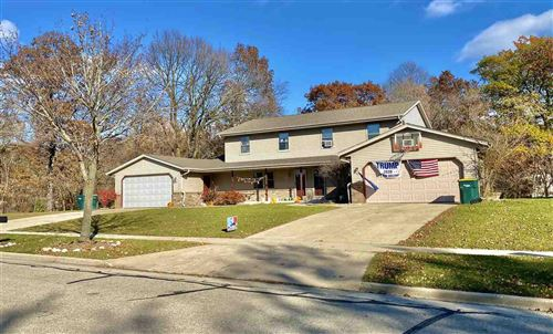 Photo of 488-490 Olympic Dr, Slinger, WI 53086 (MLS # 1896341)