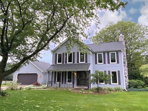 Photo of 439 Bron Derw Ct, Wales, WI 53183 (MLS # 1743344)