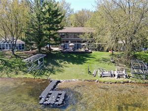 Photo of W1641 South Shore Dr, Mukwonago, WI 53120 (MLS # 1636368)