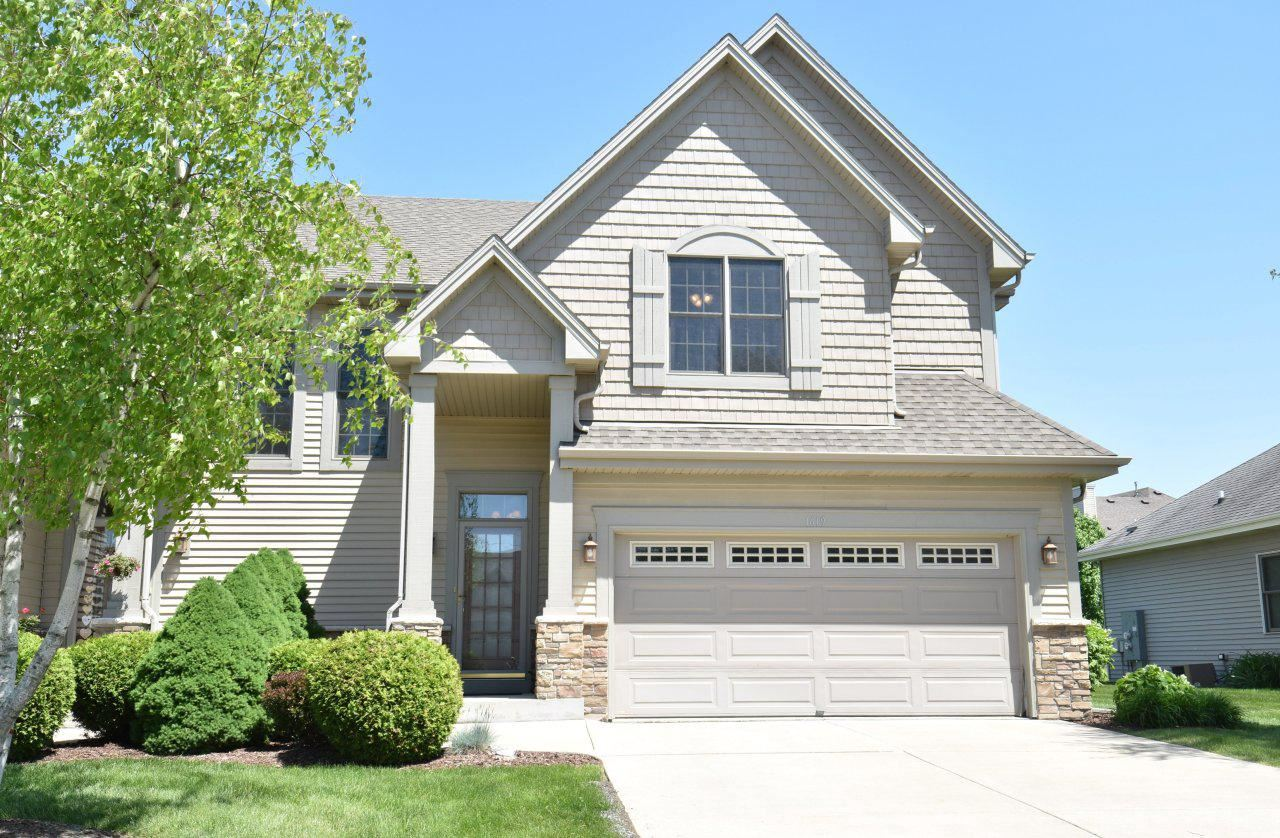 1619 Raintree Ln, Mount Pleasant, WI 53406 - MLS#: 1692369
