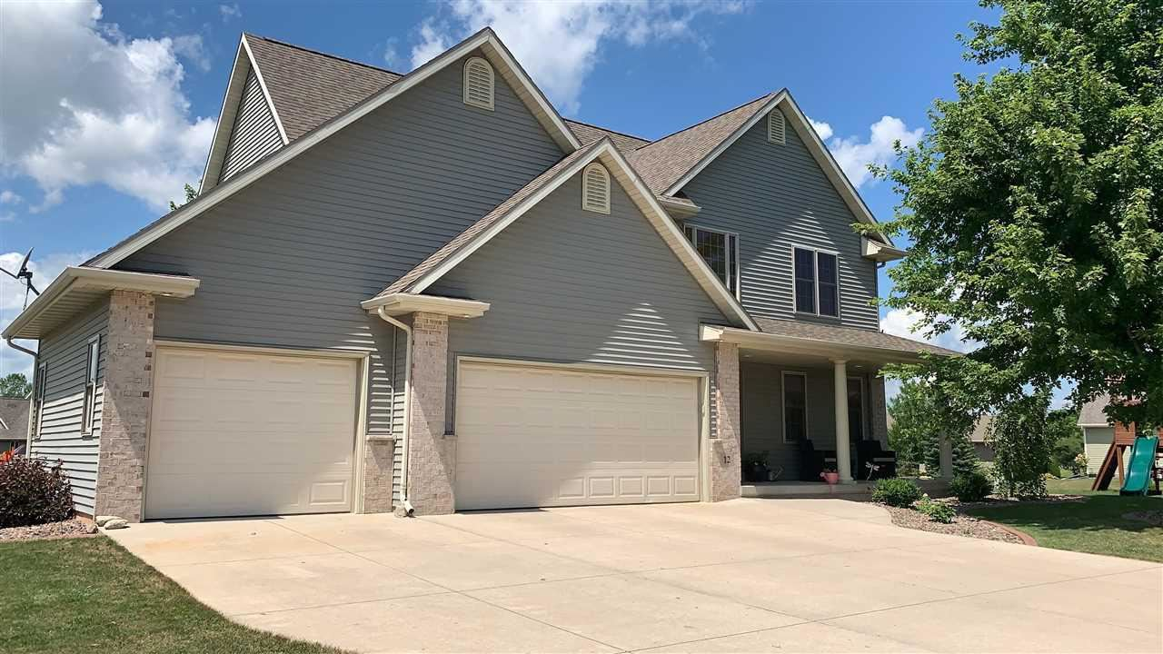 12 PARK CIRCLE, Fond du Lac, WI 54935 - MLS#: 50226373