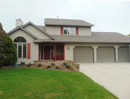 Photo of 702 S Hills Dr, Plymouth, WI 53073 (MLS # 1749376)