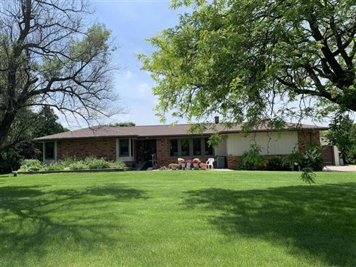 Photo of 1937 Scenic Rd, Richfield, WI 53076 (MLS # 1686386)