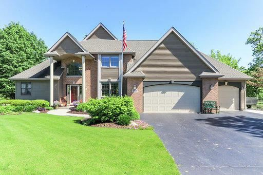 1248 Winged Foot Dr, Twin Lakes, WI 53181 - MLS#: 1691389