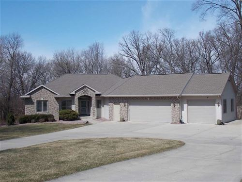 Photo of 8405 N Ridge Tr, Milton, WI 53563 (MLS # 1880400)
