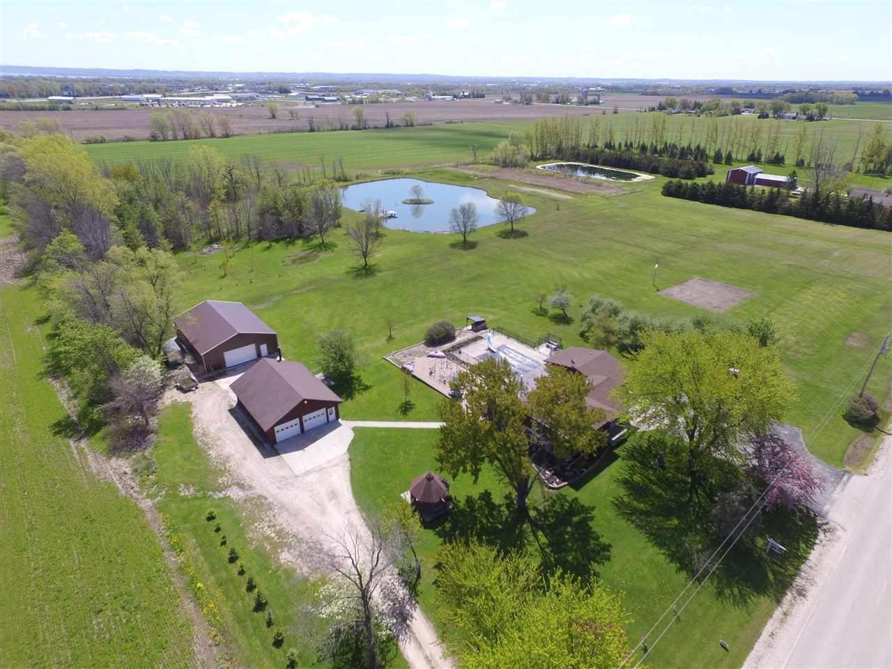 N7487 TOWNLINE ROAD, Fond du Lac, WI 54937 - MLS#: 50233425