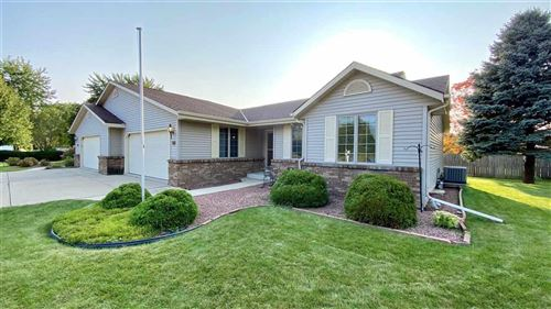 Photo of 513 Rockshire Dr, Janesville, WI 53546 (MLS # 1893446)