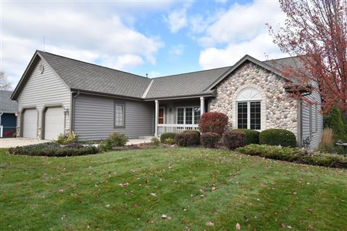 Photo of 12372 W Crossing Blvd, Greenfield, WI 53228 (MLS # 1717460)