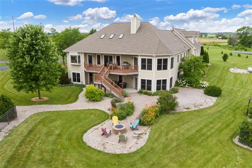 Photo of 3064 County Road P, Jackson, WI 53037 (MLS # 1751469)