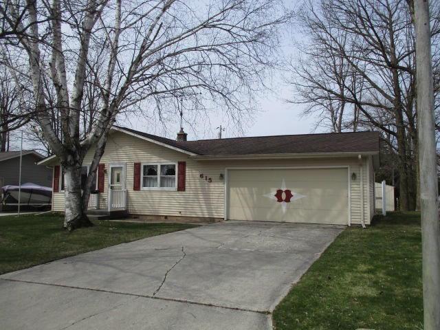 615 David Ave, Sheboygan Falls, WI 53085 - MLS#: 1685470