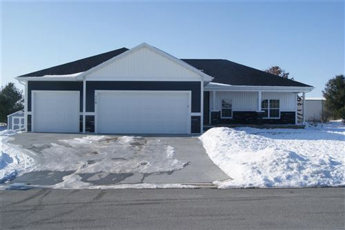 Photo of 110 Clover Ln, Janesville, WI 53548 (MLS # 1900481)