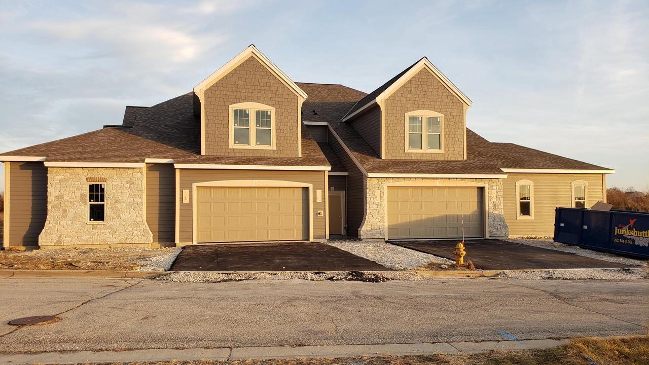 2853 Fox Lake Cir #201, Stevens Point, WI 53189 - MLS#: 1707501