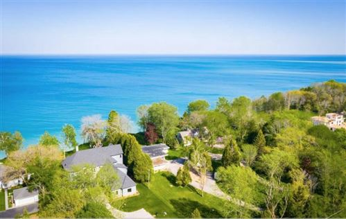Photo of 12410 N Lake Shore Dr, Mequon, WI 53092 (MLS # 1702504)