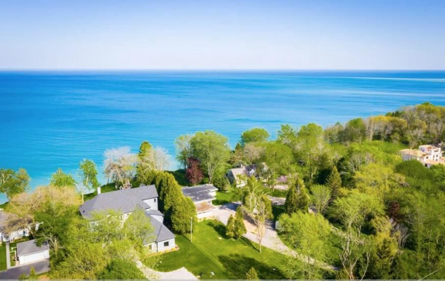 12410 N Lake Shore Dr, Mequon, WI 53092 - MLS#: 1702504