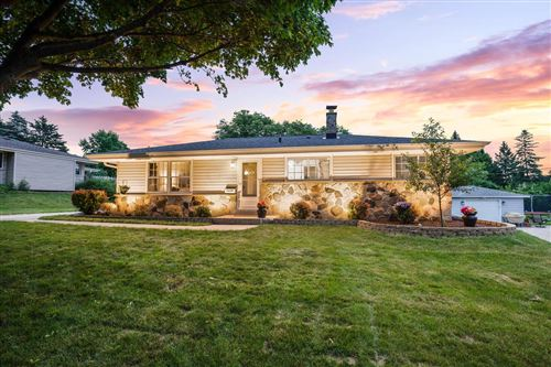 Photo of 6619 Manchester Dr, Greendale, WI 53129 (MLS # 1695506)
