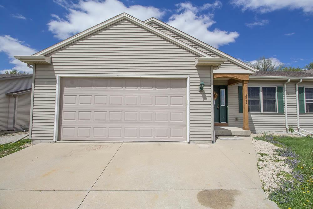 203 Oconnell St #A, Fox Lake, WI 53933 - MLS#: 1690508