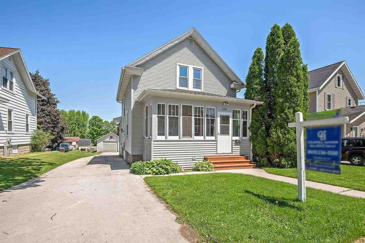 2312 MONROE STREET, New Holstein, WI 53061 - MLS#: 50222516