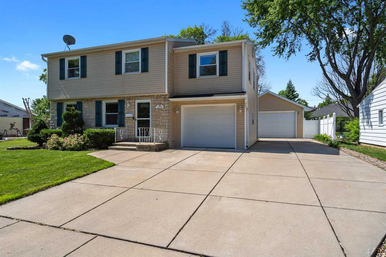 1109 THORNDALE STREET, Green Bay, WI 54304 - MLS#: 50224517