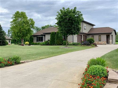 Photo of N8191 ASHBERRY AVENUE, Fond Du Lac, WI 54937 (MLS # 50224535)