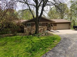Photo of 4550 Hillside Rd, West Bend, WI 53095 (MLS # 1638558)