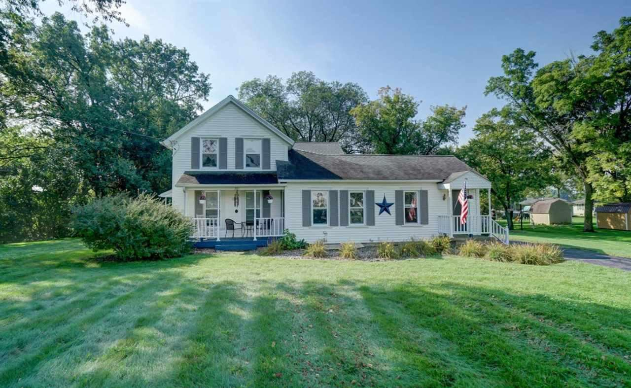 101 W Chicago St, Stoughton, WI 53589 - MLS#: 1876574