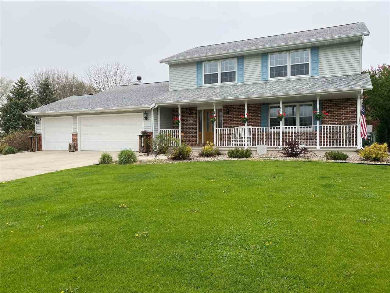 671 MARY LEE DRIVE, Fond du Lac, WI 54935 - MLS#: 50239595