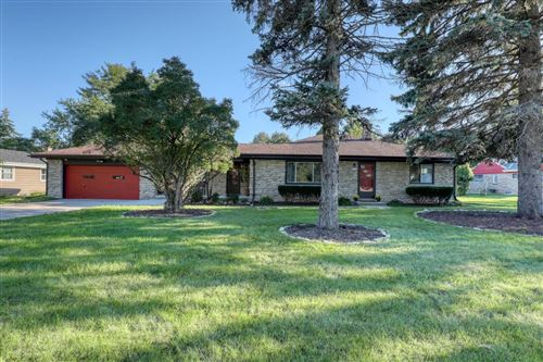 Photo of 3553 W Mangold Ave, Greenfield, WI 53221 (MLS # 1709596)
