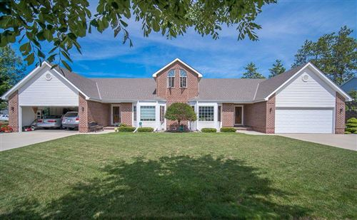 Photo of 1020 Firethorn Dr, West Bend, WI 53090 (MLS # 1668603)