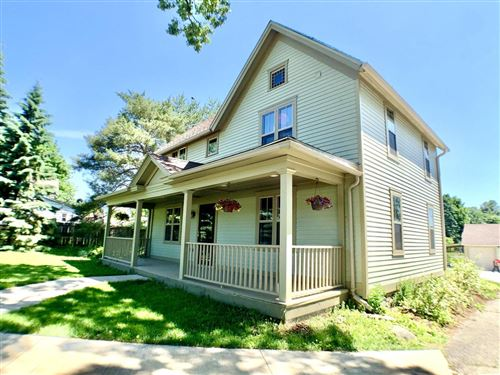 Photo of 2162 Church St, East Troy, WI 53120 (MLS # 1693614)