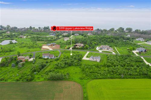 Photo of 5199 Upper Lakeview Ridge Rd, Belgium, WI 53004 (MLS # 1749618)