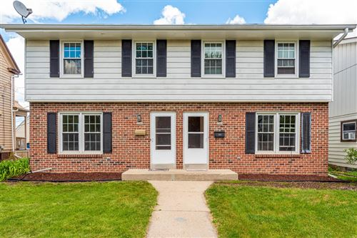 Photo of 2264-2266 Lefeber Ave, Wauwatosa, WI 53213 (MLS # 1696622)