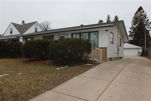 Photo of 3653 S 87th St, Milwaukee, WI 53228 (MLS # 1673623)