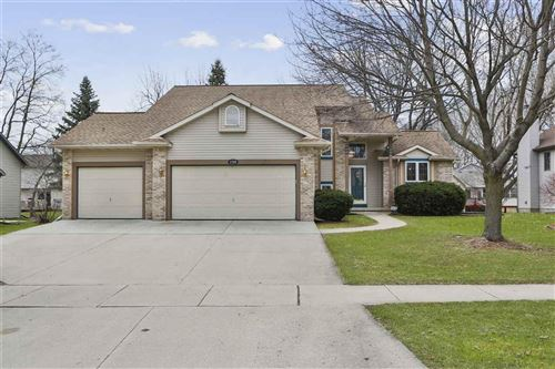 Photo of 1739 St Albert The Great Dr, Sun Prairie, WI 53590 (MLS # 1880635)