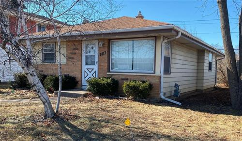 Photo of 2413 S 108th St, West Allis, WI 53227 (MLS # 1683667)