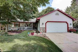 Photo of 1031 Olympic Dr, Slinger, WI 53086 (MLS # 1864672)