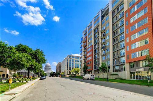 Photo of 309 W Washington Ave #501, Madison, WI 53703 (MLS # 1887673)