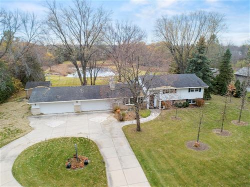 Photo of 1175 W Fairy Chasm Rd, River Hills, WI 53217 (MLS # 1718703)