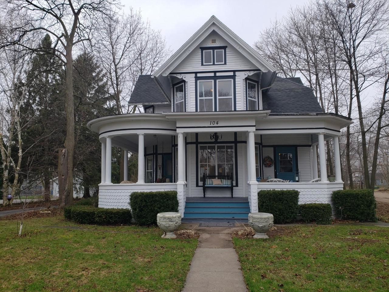 104 South St, Plymouth, WI 53073 - MLS#: 1676723