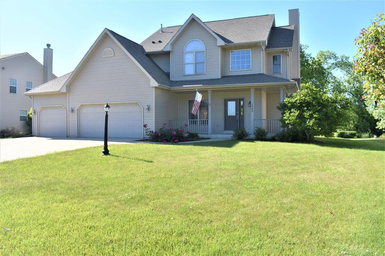 1380 112th St, Pleasant Prairie, WI 53158 - MLS#: 1681731